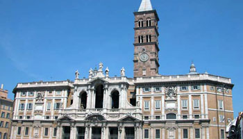 圣玛丽亚Maggiore罗马大教堂