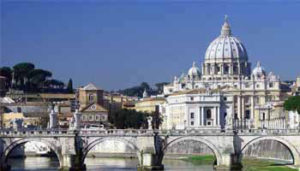 San Pietro Vaticano Rom